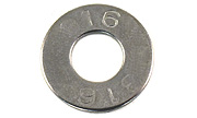 5/16 SAE Flat Washer 316 Stainless, 15795-812