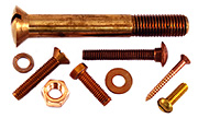 Silicon Bronze Fasteners - All Types
