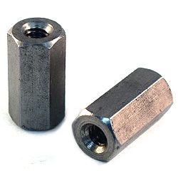 5/8-11 Coupling Extention Nuts 18-8 / 304 Stainless Steel
