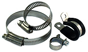 Hose Clamps - All Styles 18-8 / 304 & 316