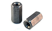 8-32 Coupling Nuts 18-8 Stainless Steel
