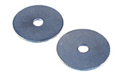 Metric Stainless Steel Fender Washers DIN-9021 A2