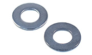 #8 Flat Washers 18-8 / 304 Stainless Steel