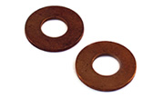 1/4 Flat Washer - Silicon Bronze