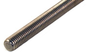 1/4-20 x 3' Threaded Rod 304 / 18-8 Stainless Steel