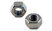Finish Hex Nuts 18-8 Stainless Fine Pitch