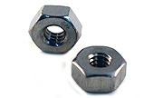 3/8-16 Heavy Hex Finish Nuts 18-8 / 304 Stainless Steel