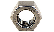 1/2-13 Finish Hex Nut 316 Stainless