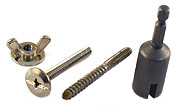 Hurricane Fasteners And Accessories
