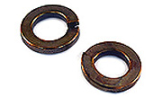 #6  Lock Washer - Silicon Bronze