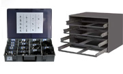 Large Stainless Steel Fastener Kits & Drawers