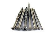 Nails & Deck Screws  304 & 305 Stainless