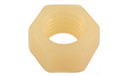6-32 Nylon Hex Nuts