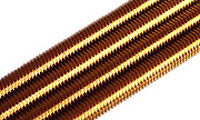 1/4-20 Threaded Rod - Silicon Bronze