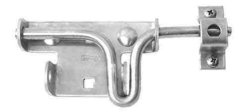 Slide Action Bolt Latch - 18-8 Stainless Steel 342-659