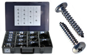 Truss Head Sheet Metal Screw Assortment Kits