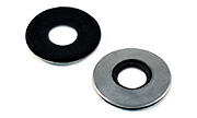 #10 Neoprene Bonded Sealing Washers 18-8 / 304 Stainless Steel