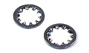 #8 Internal Tooth Lock Washers 410 Stainless Steel