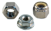 304 Stainless Steel Nuts