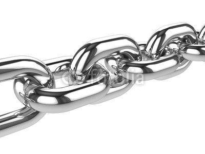1/8 Chain - 304 Stainless Steel