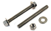1/2-13 Studs Contractor Pack 18-8 Stainless