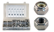 Hex Nuts & Lock Nuts Assortment Kit 316 Stainless Steel
