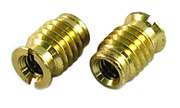 3/8-16 Brass Threaded Inserts - EZ Lok