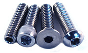 Fine Thread  Socket Cap Screws 18-8 Stainless