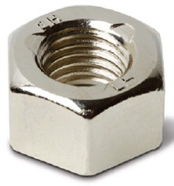 1/4-20 All Metal Tri-Loc TOP Hex Lock Nuts 304 / 18-8 Stainless Steel