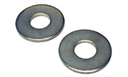 18-8 Stainless Steel MS Flat Washers - 800 Series